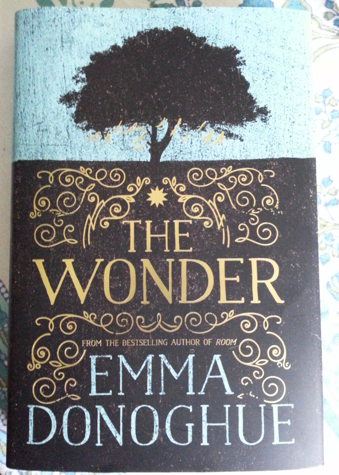 Emma Donoghue's — The Wonder *****