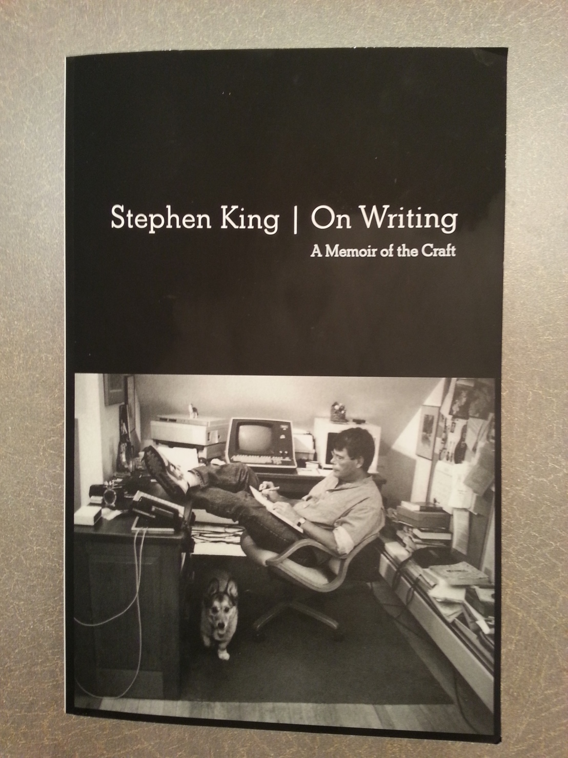 Stephen King's — On Writing
