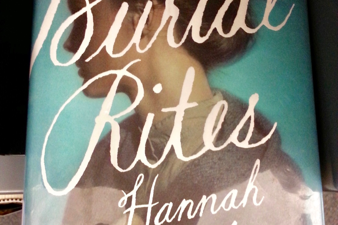 Hannah Kent's — Burialrites