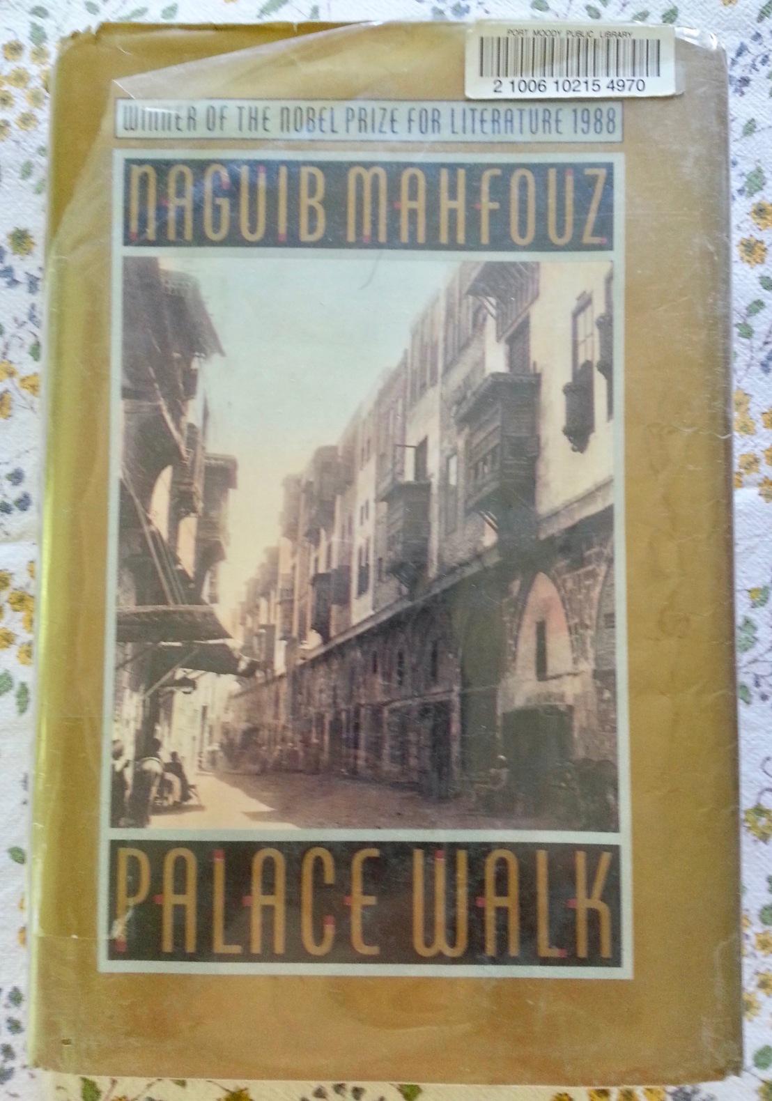 Naguib Mahfouz's — PalaceWalk