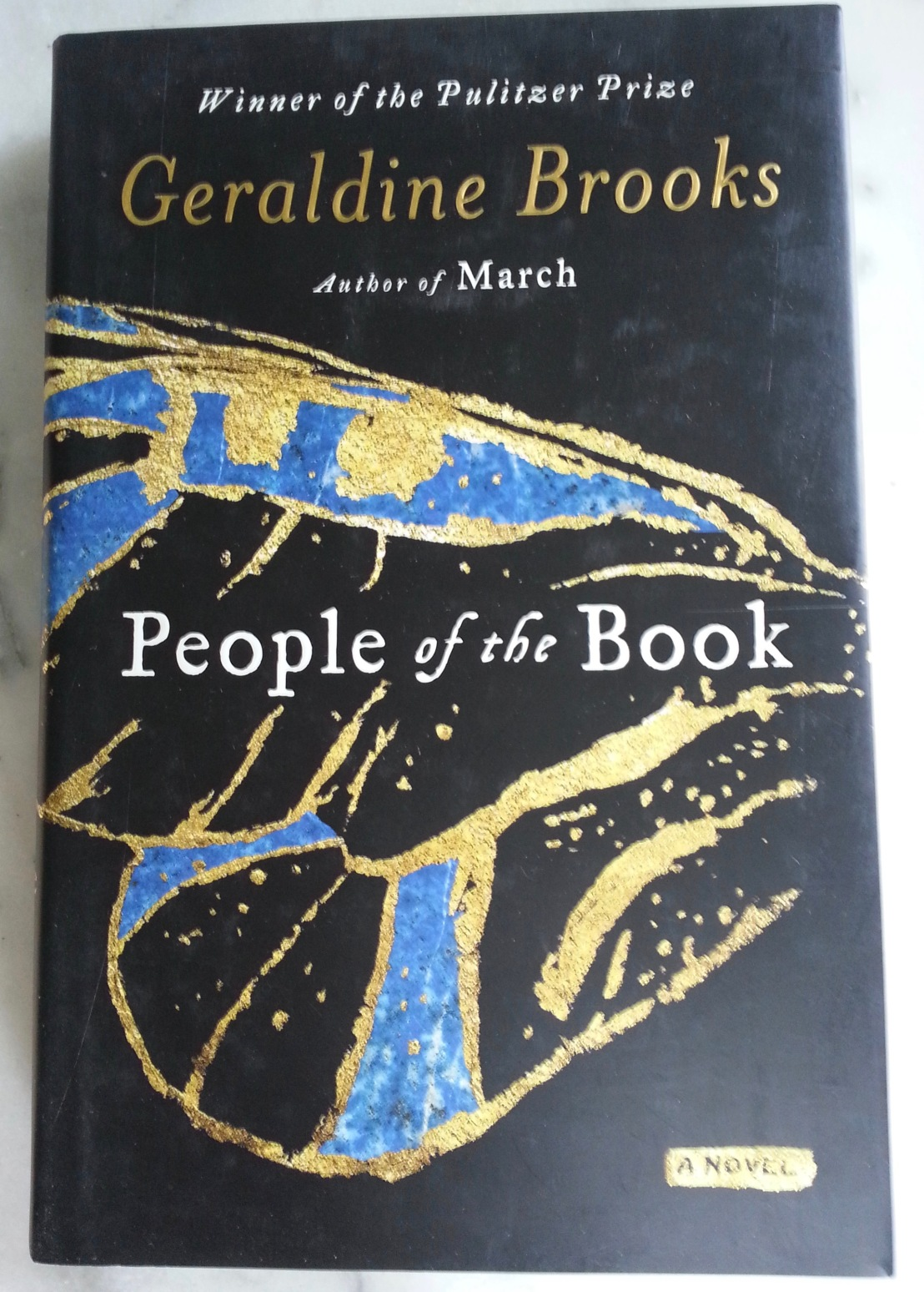 Geraldine Brooks' — People of the Book *****