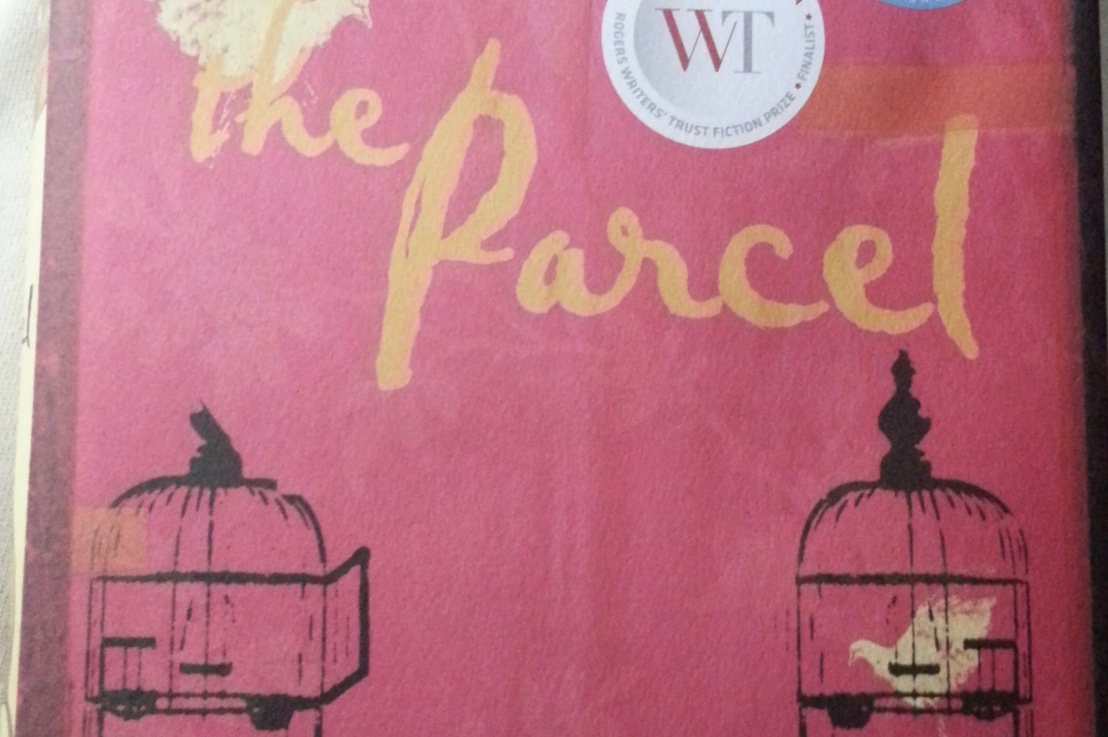 Anosh Irani's — The parcel *****