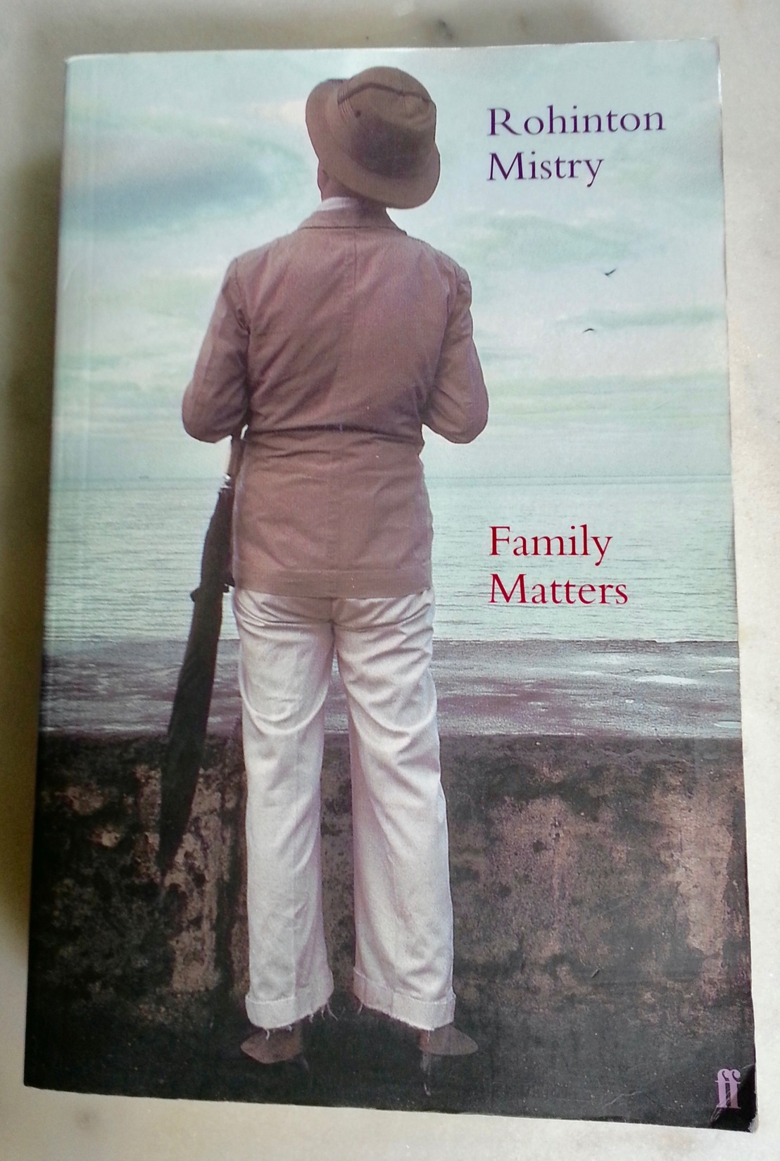 Rohinton Mistry's — Family Matters *****