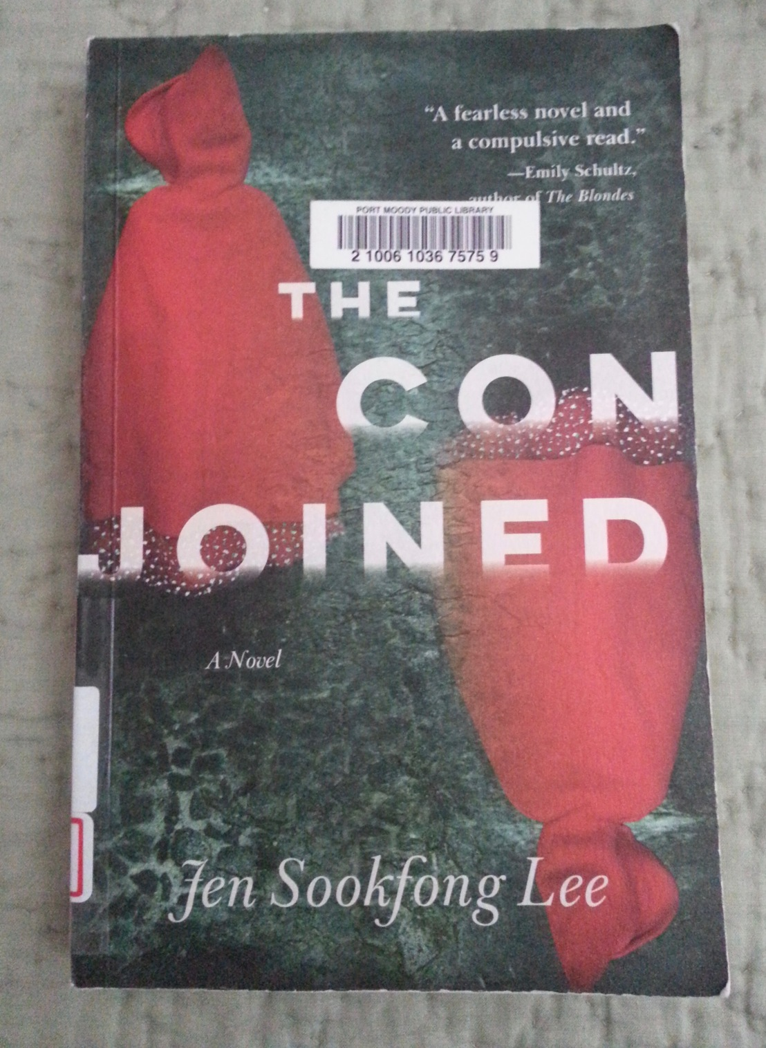 Jen Sookfong Lee's — The Conjoined *****