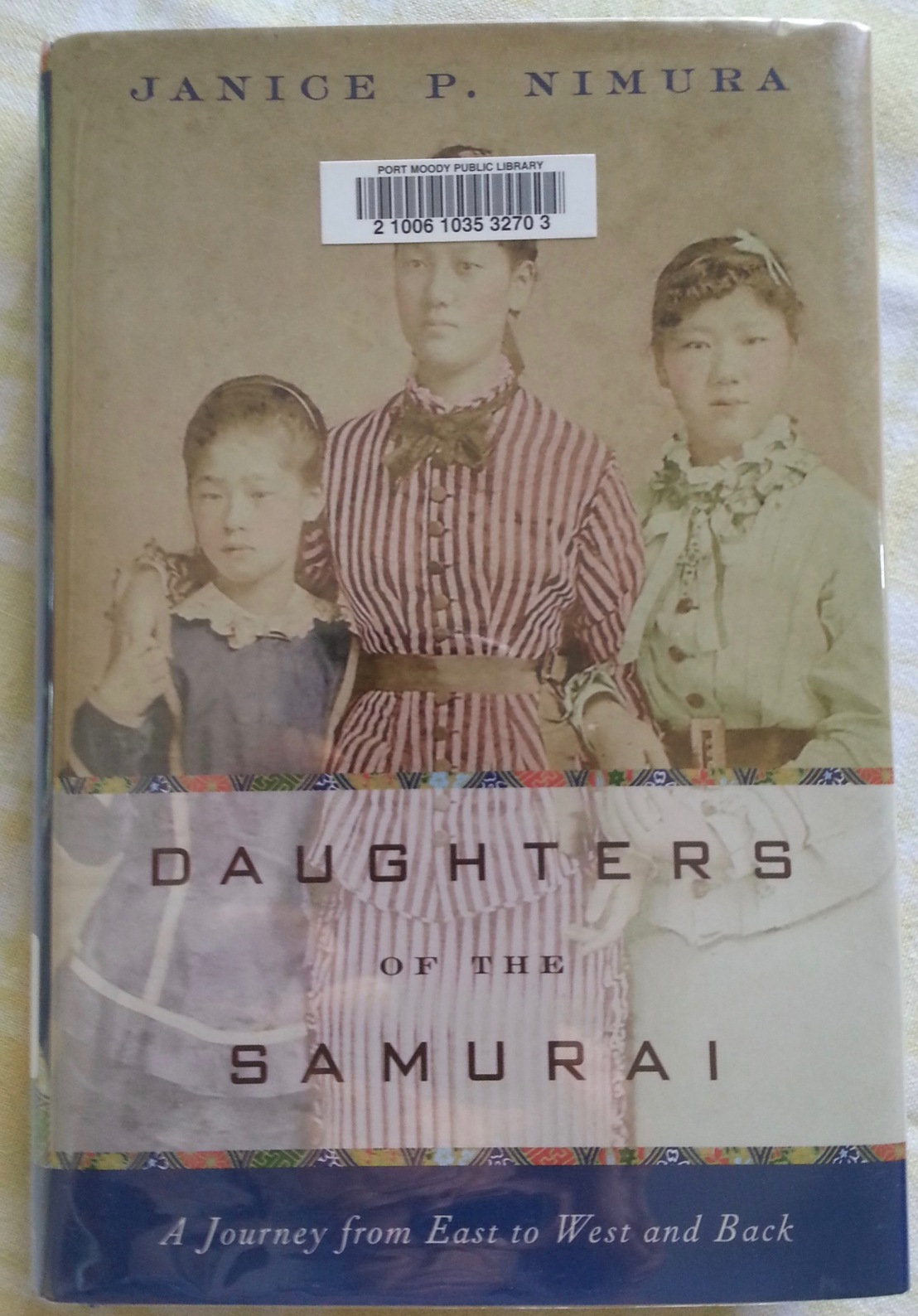 Janice P. Nimura's — Daughters of the Samurai