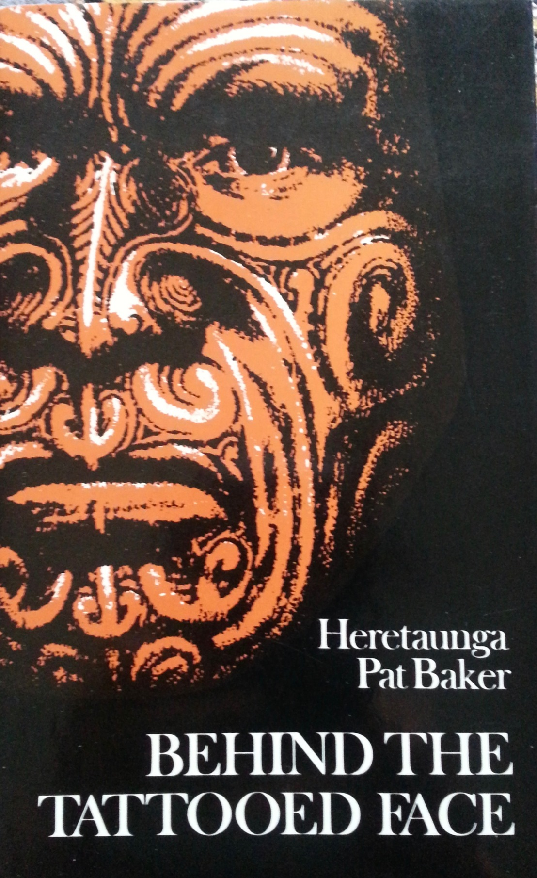 Heretaunga Pat Baker's — Behind the tattooed face *****