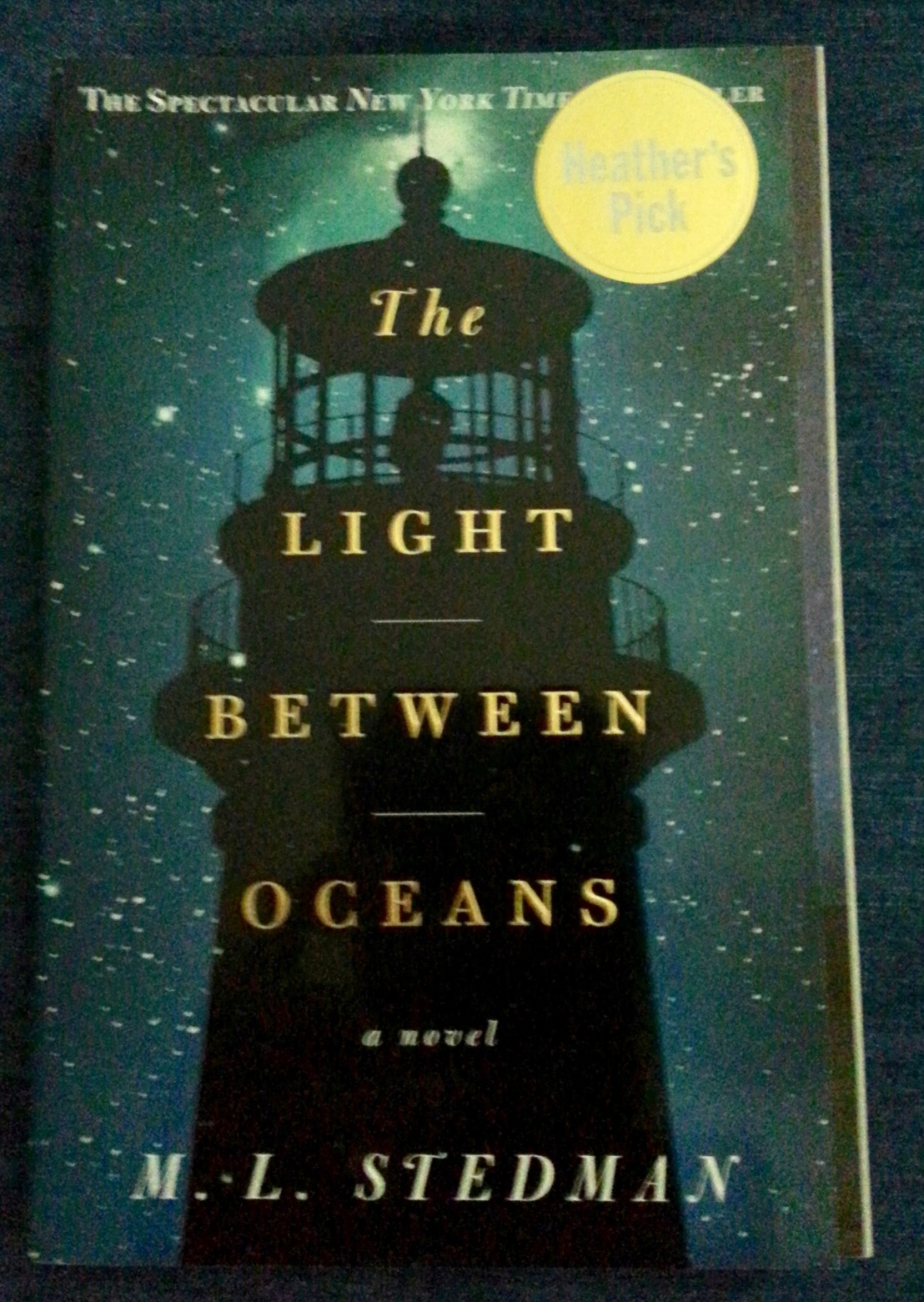 M.L. Stedman's — The Light Between Oceans *****