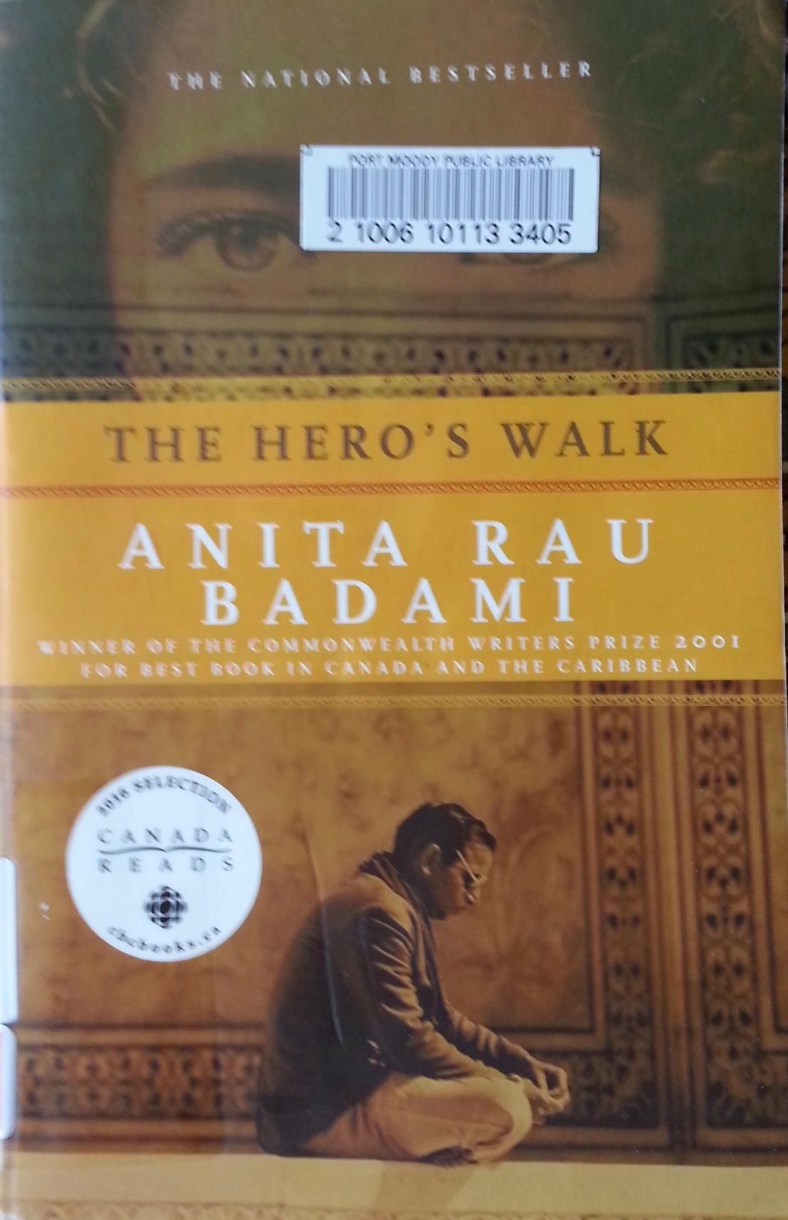 Anita Rau Badami's — Hero's Walk*****