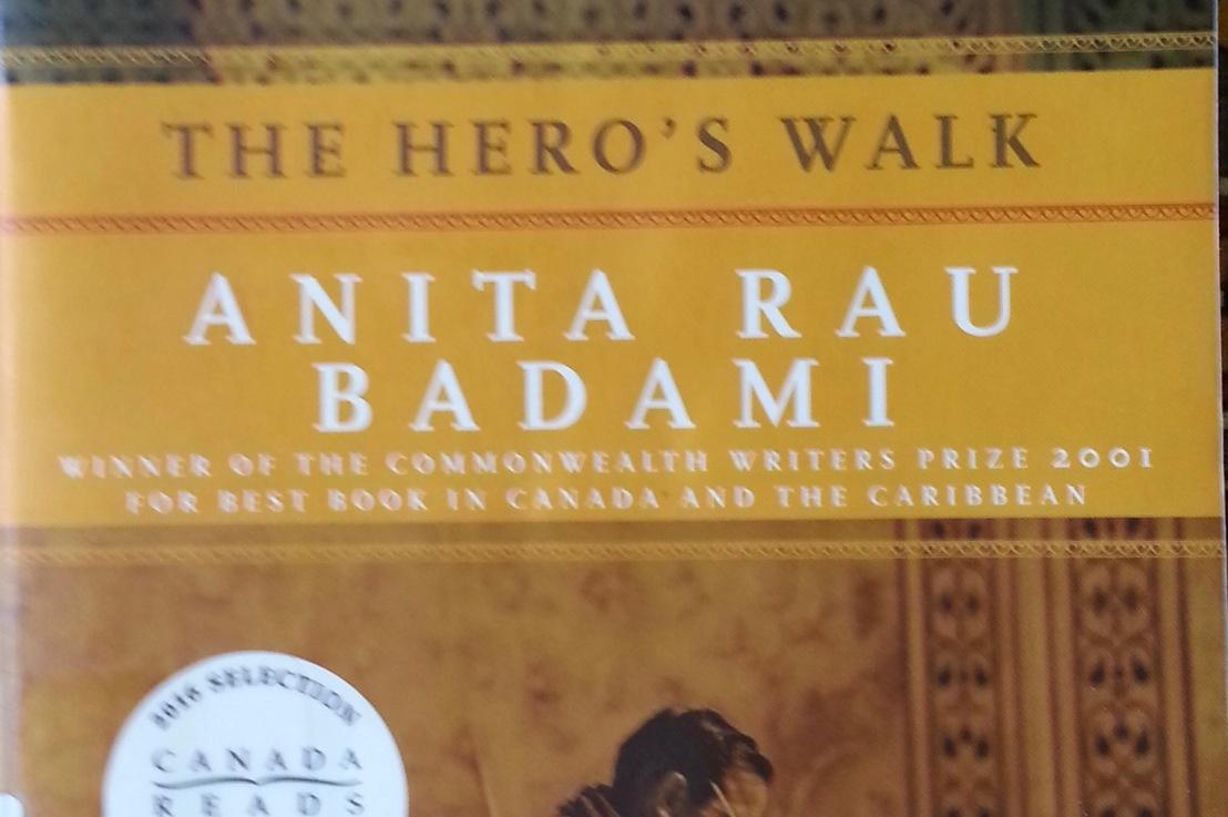 Anita Rau Badami's — The hero's walk*****