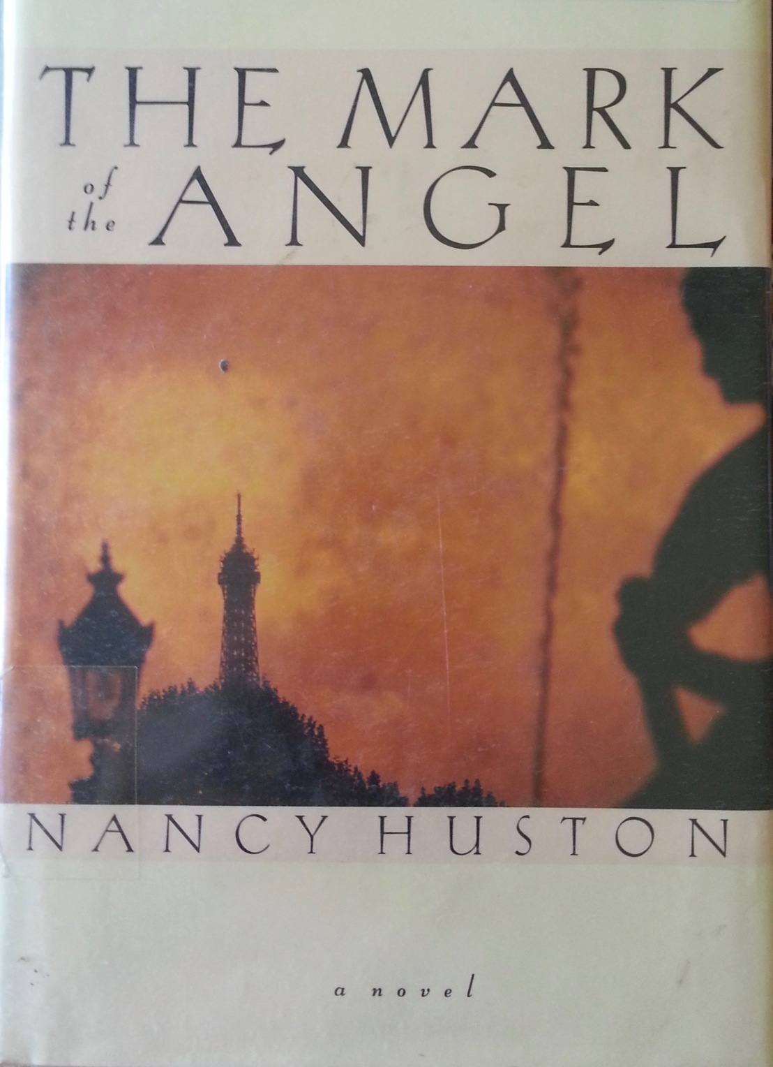 Nancy Huston's — The Mark of an Angel *****