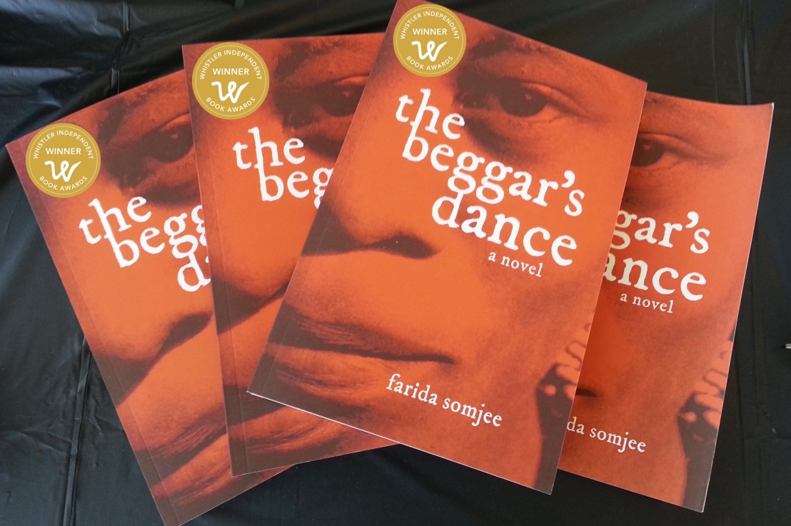 Farida Somjee's — The Beggar'sDance*****