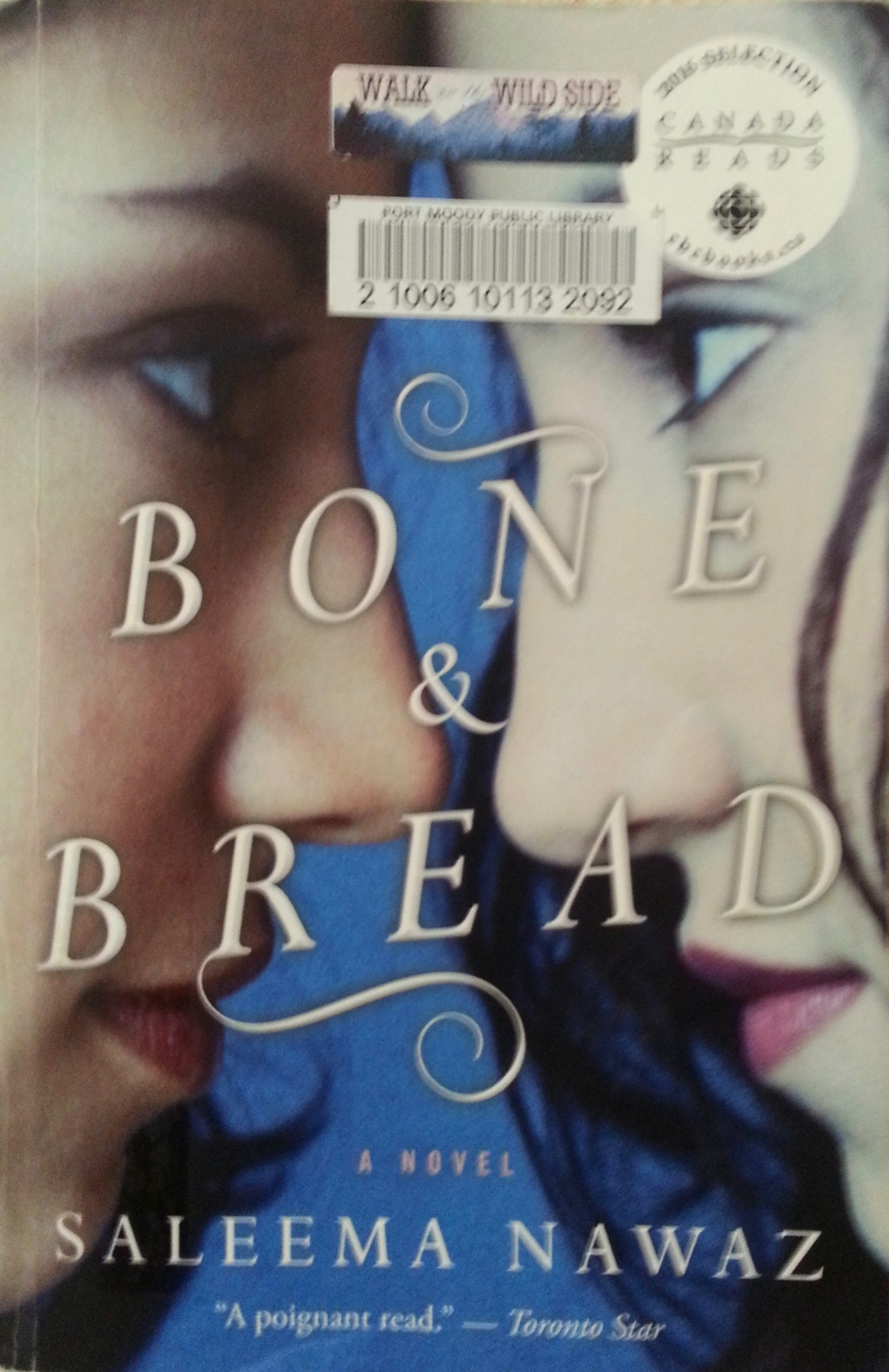 Saleema Nawzaz's — Bone and Bread *****