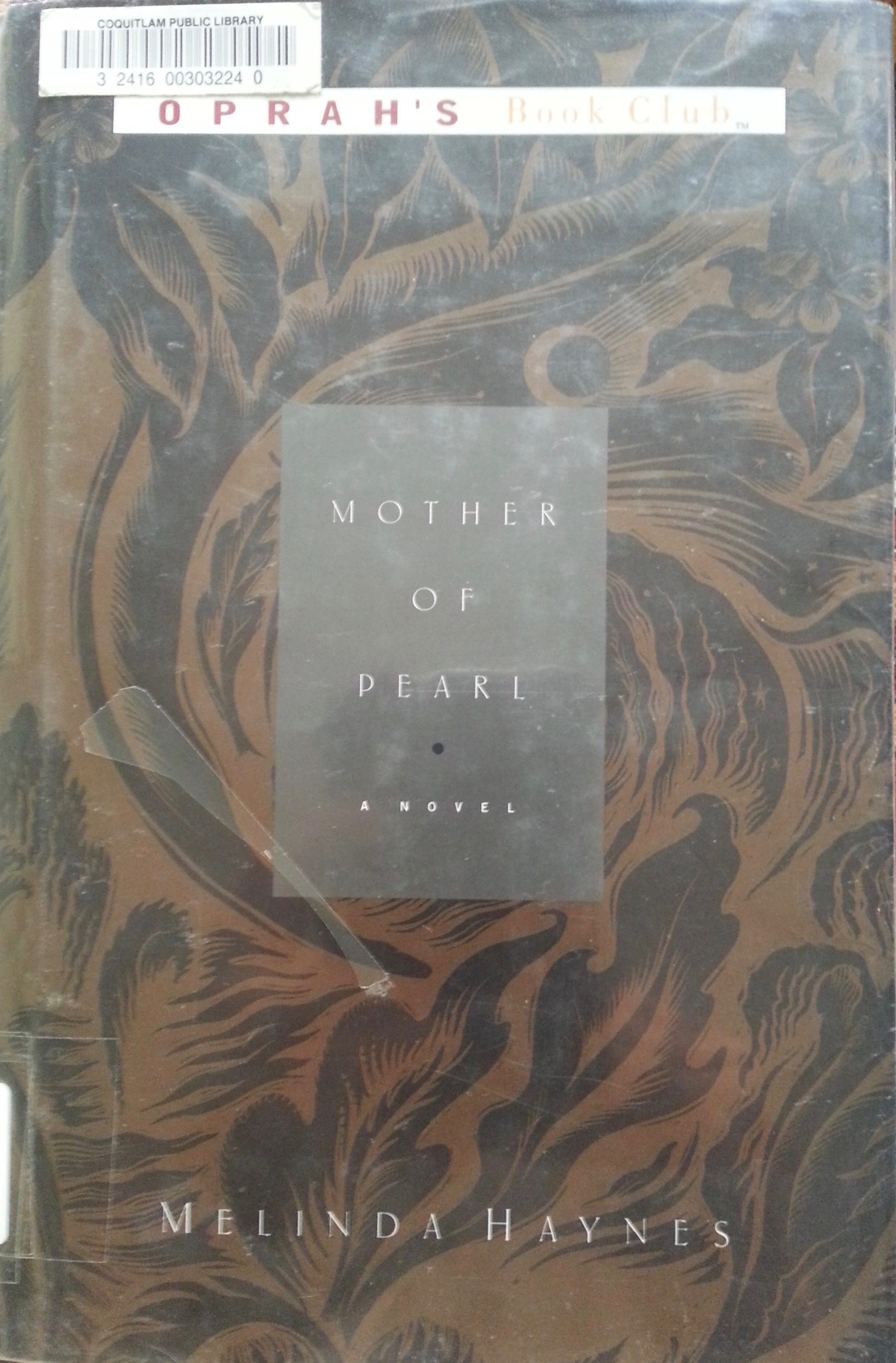Melinda Haynes' — Mother of Pearl *****