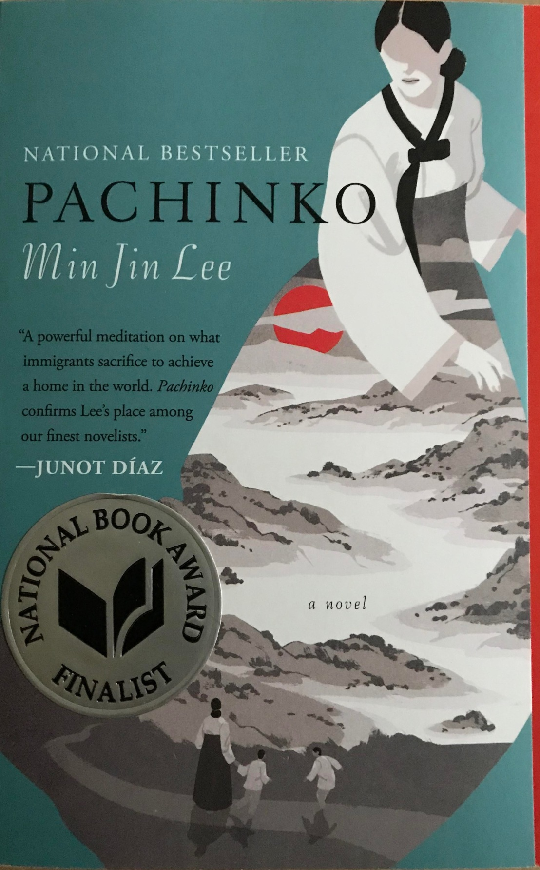Min Jin Lee's — Pachinko *****