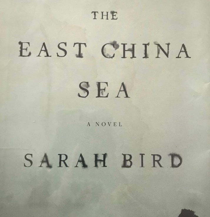 Sarah Bird's — Above the East China Sea *****