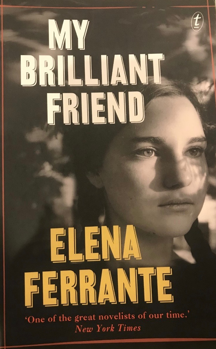 Elena Ferrante's — My brilliant friend *****