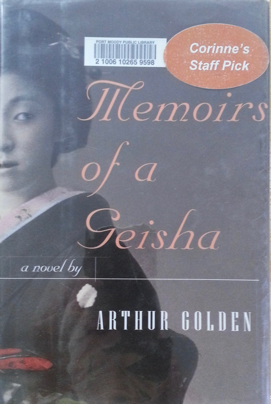 Arthur Golden's — Memoirs of a Geisha *****