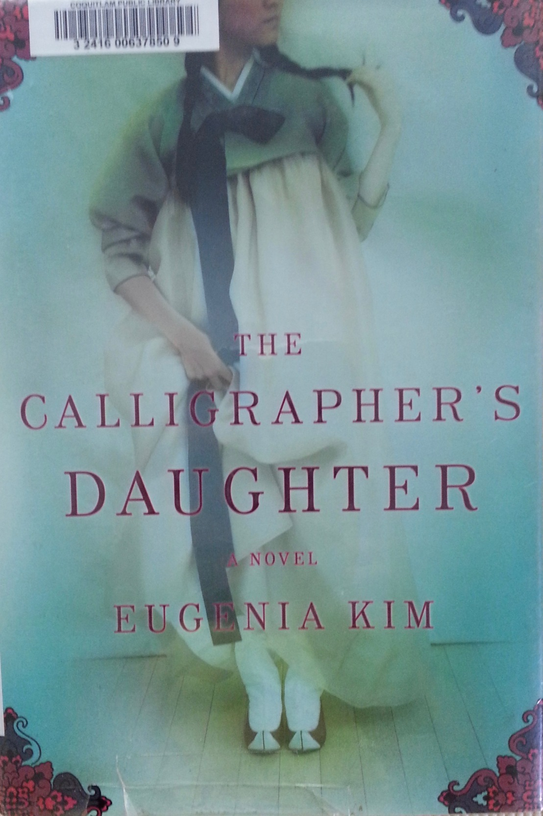 Eugenia Kim's — The Calligrapher's Daughter *****