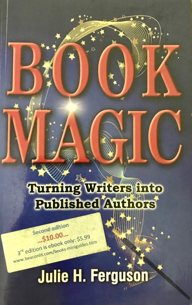 Julie H. Ferguson's — Book Magic
