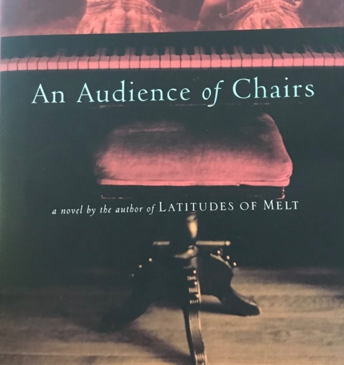 Joan Clark's — An audience of chairs*****