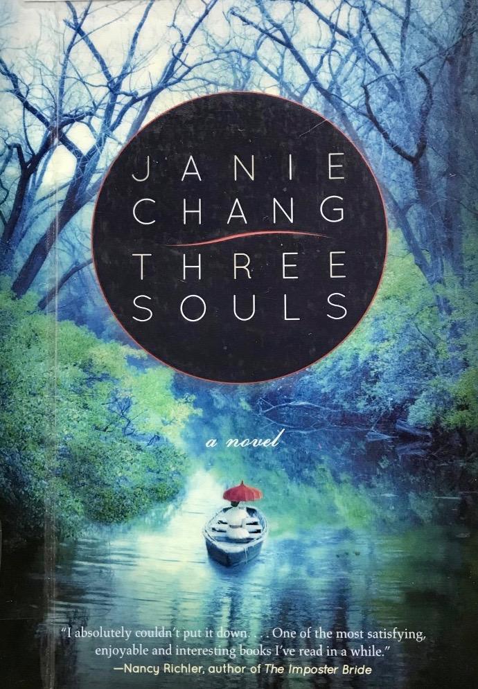 Janie Chang's — Three souls*****