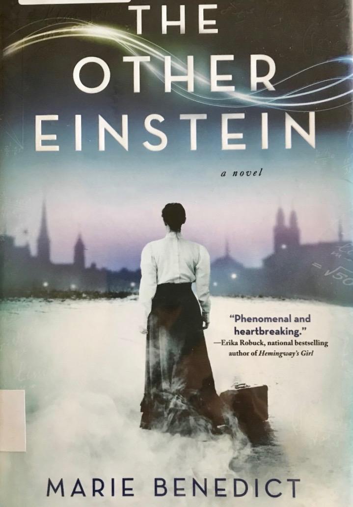 Marie Benedict's — The other Einstein*****
