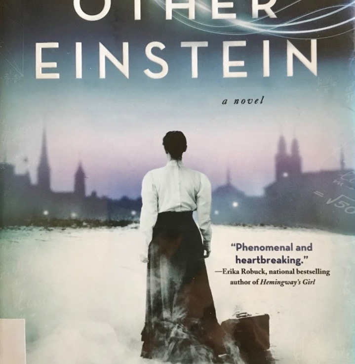 Marie Benedict's — The other Einstein *****