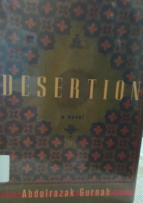 Abdulrazak Gurnah's — Desertion*****
