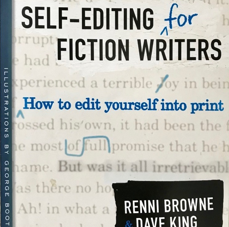 Self-editing for fictionwriters