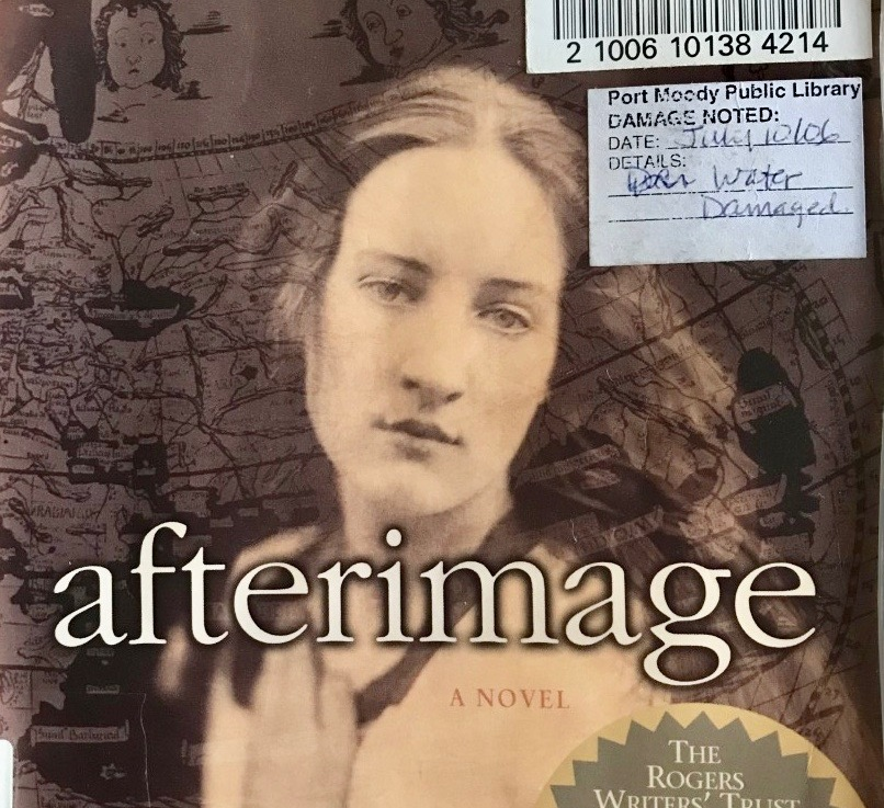 Helen Humphreys' — Afterimage*****