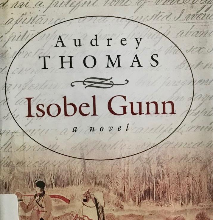 Audrey Thomas' — Isobel Gunn*****