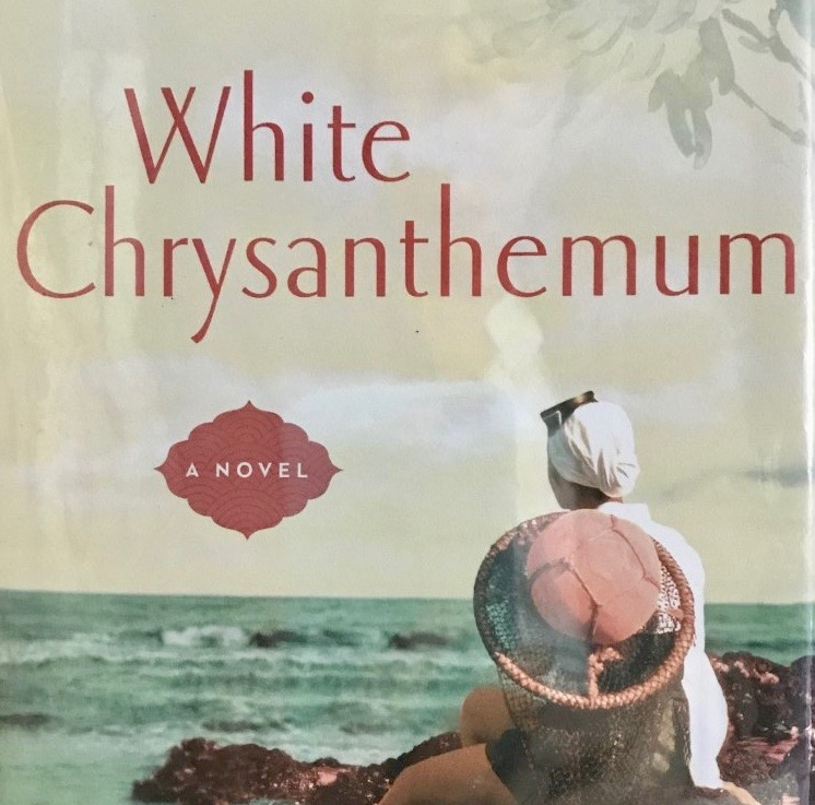 Mary Lynn Bracht's — White Chrysanthemum *****