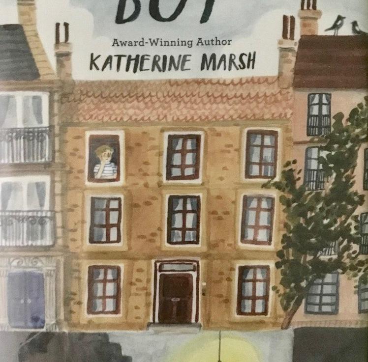 Katherine Marsh's — Nowhere boy*****