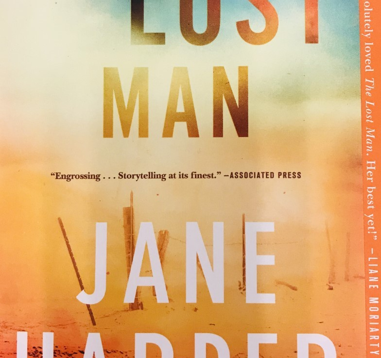 Jane Harper's — The lost man *****