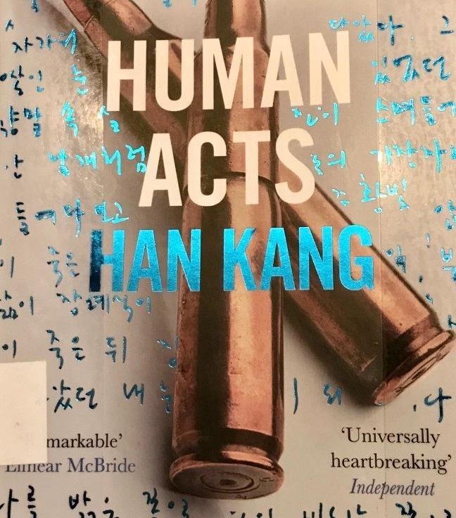 Han Kang's — Human acts*****