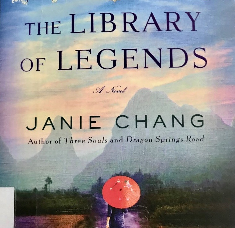 Janie Chang's — The Library of Legends *****