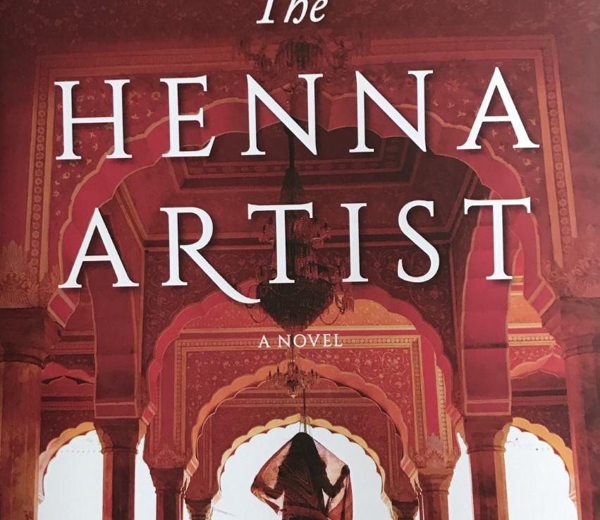 Alka Joshi's — The henna artist*****