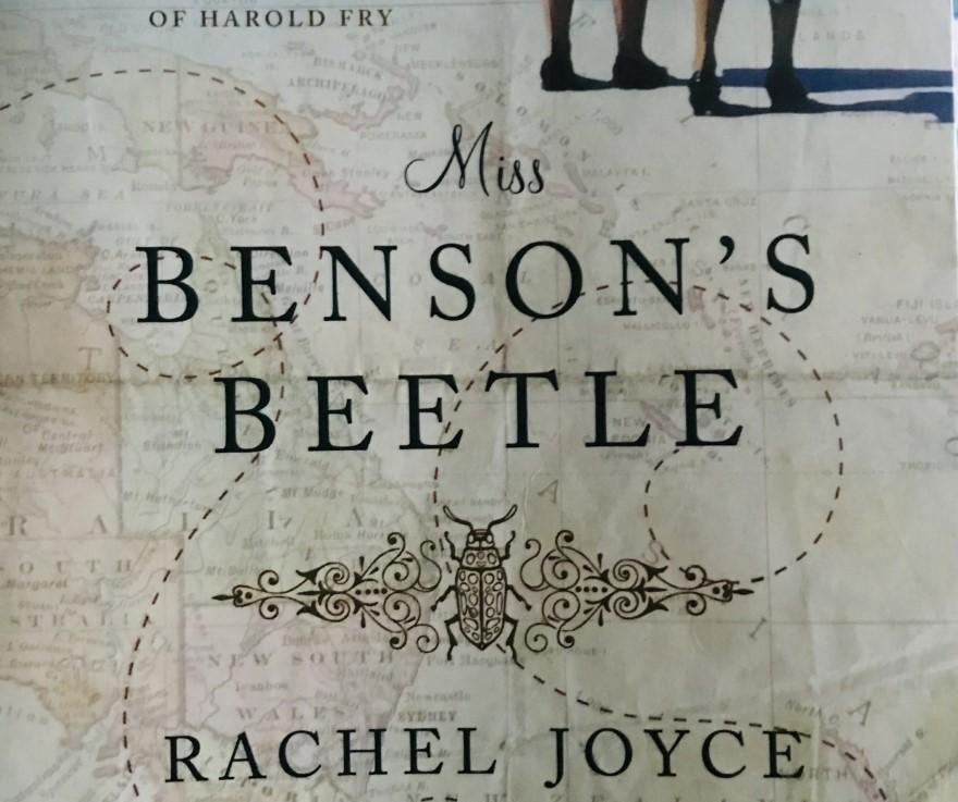 Rachel Joyce's — Miss Benson's beetle*****