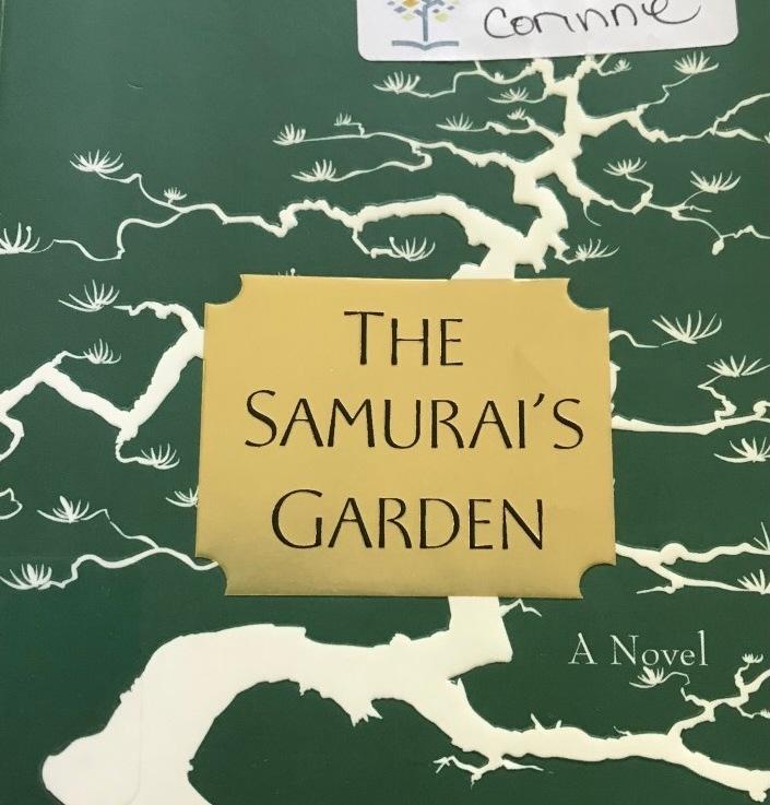 Gail Tsukiyama's — The samurai's garden*****