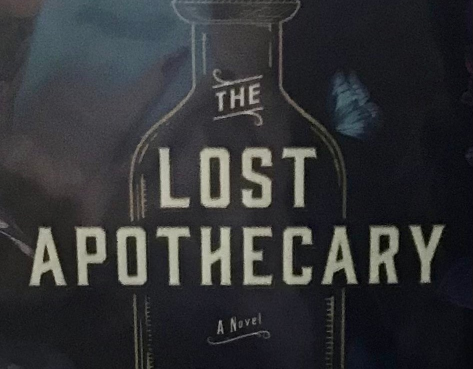 Sarah Penner's—The lostapothecary*****